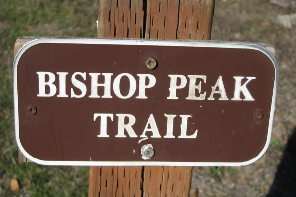 Bishop Peak Trail