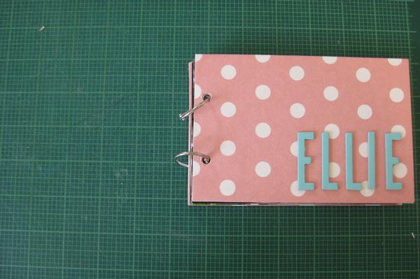 Ellie's Minibook