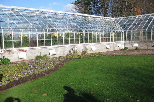 Seattle green house