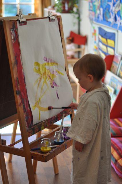 Stella painting