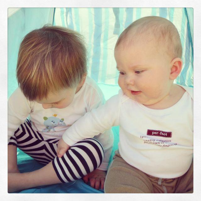 Kids at avila