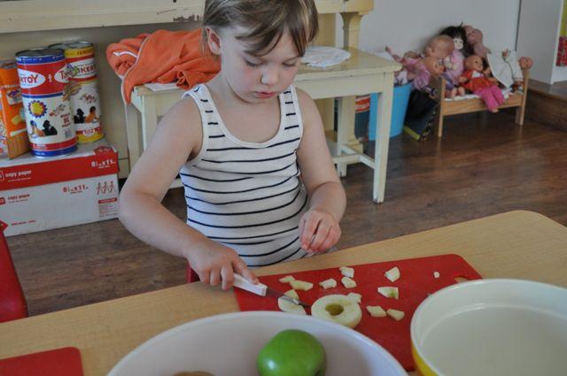 Stella cooking